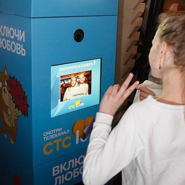 Аренда фотобудок и инстапринтеров в Москве